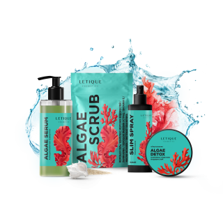Algae Detox Pack Letique
