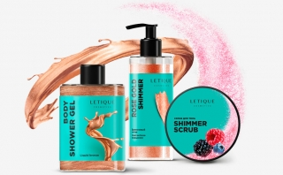 Body Shimmer Pack Letique